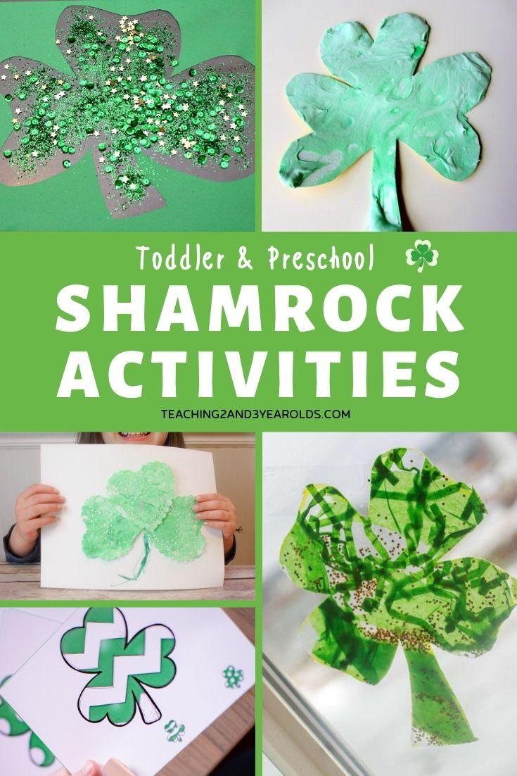shamrock activities