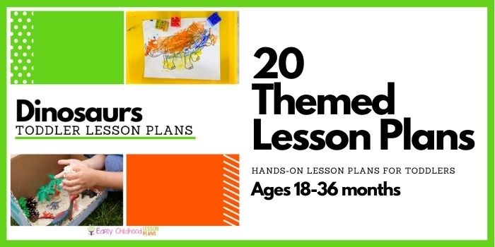 toddler lesson plans dinosaurs