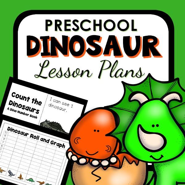 preschool dinosaur lesson plans