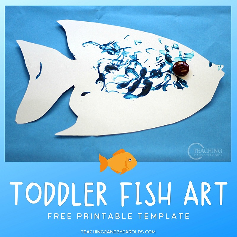 toddler fish craft