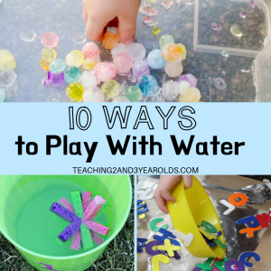 10 Ways to Have fun with Water Activities