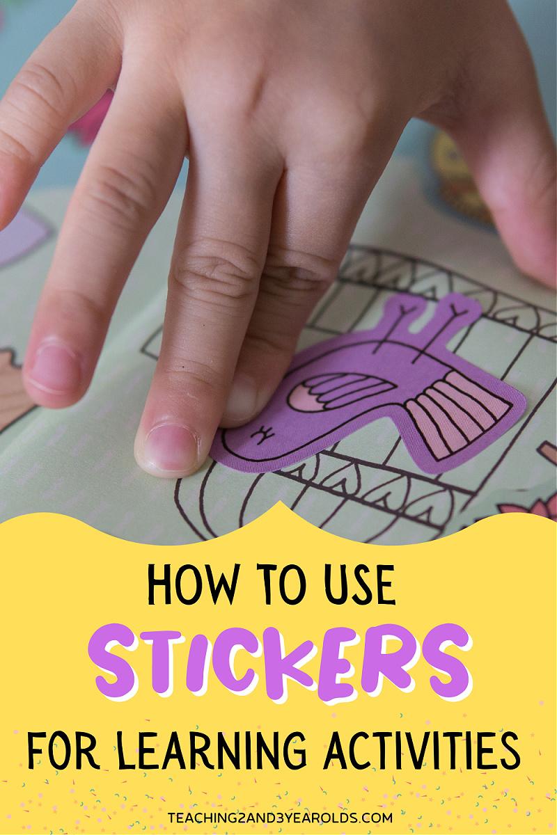 preschool stickers