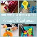 How to Build Fine Motor Skills Development Using Household Utensils