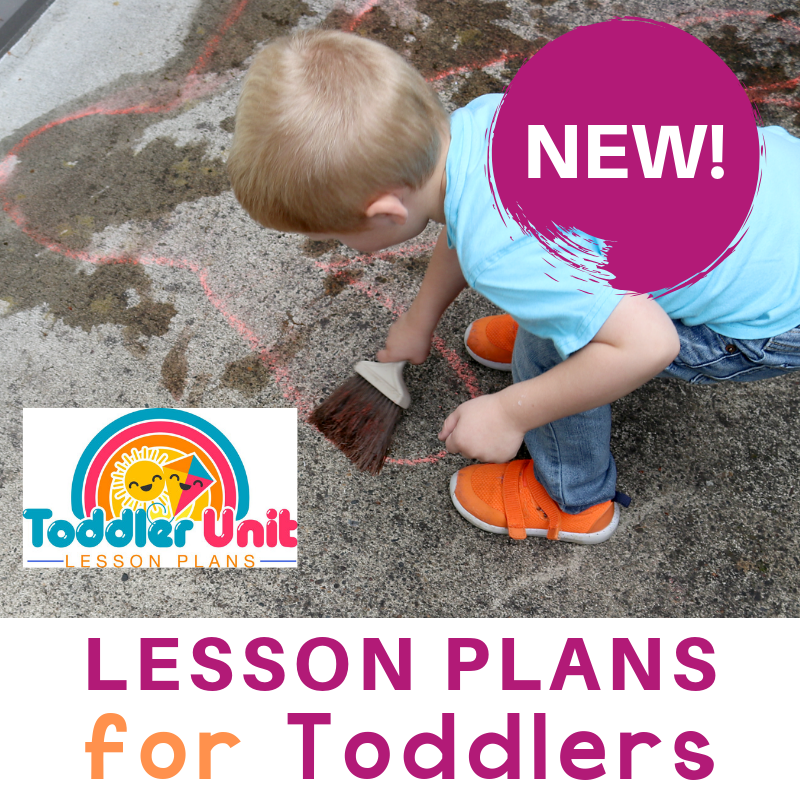An Entire Year of Toddler Lesson Plans