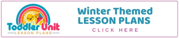 toddler winter lesson plans