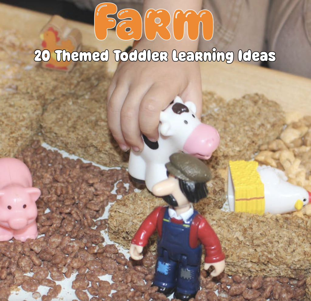 Toddler Farm Theme Lesson Plans