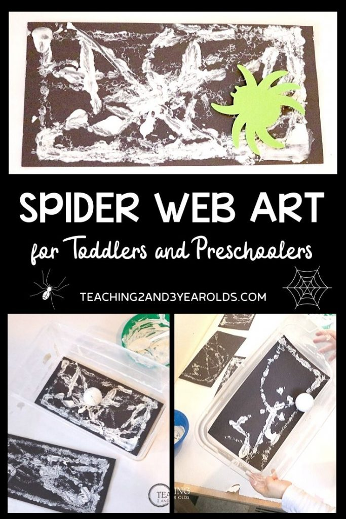 How to Create Easy Spider Art Using Golf Balls