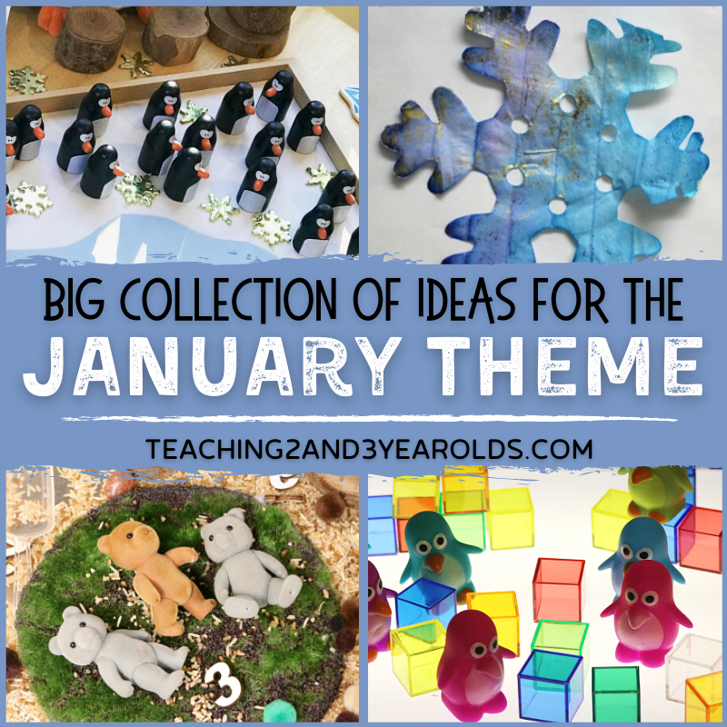 Big Collection of January Themes Ideas