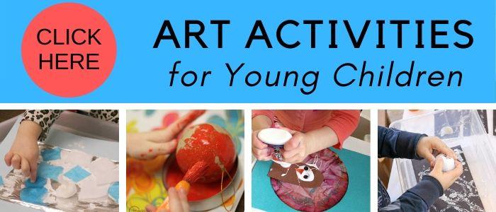 art activities for young children