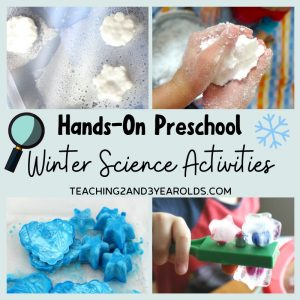 Hands-On Winter Science Activities
