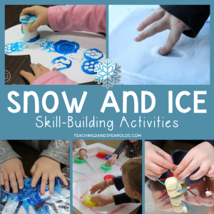 Preschool Winter Ideas