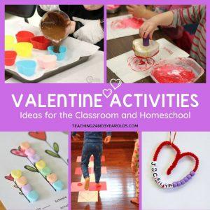 Valentines Classroom Ideas