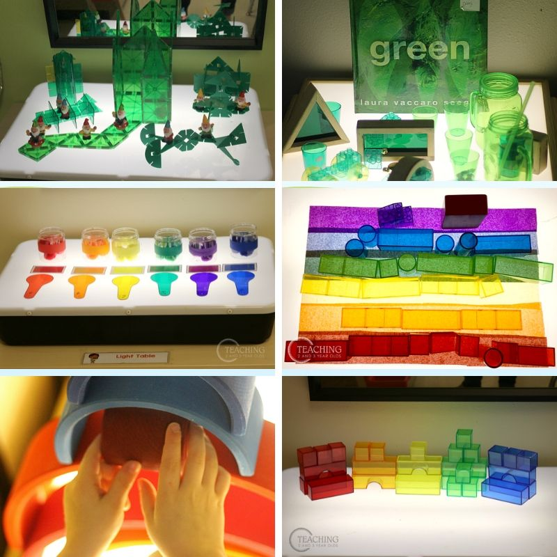 Big Collection of Ideas for Preschool March Themes