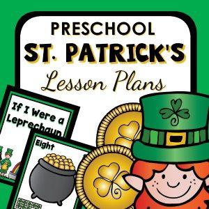 Preschool St. Patrick's Day Lesson Plans