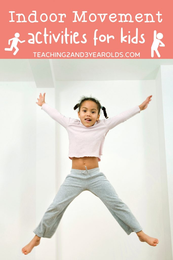 Indoor Movement Activities for Preschoolers