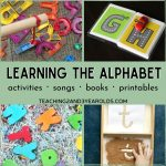 27 Awesome Ways to Teach the Alphabet (Without Using Flash Cards)