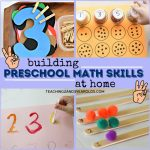 Easy Ways to Build Toddler and Preschool Math Skills at Home