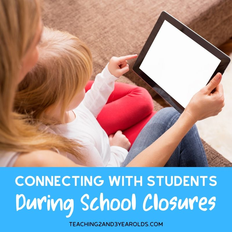 preschool distance learning