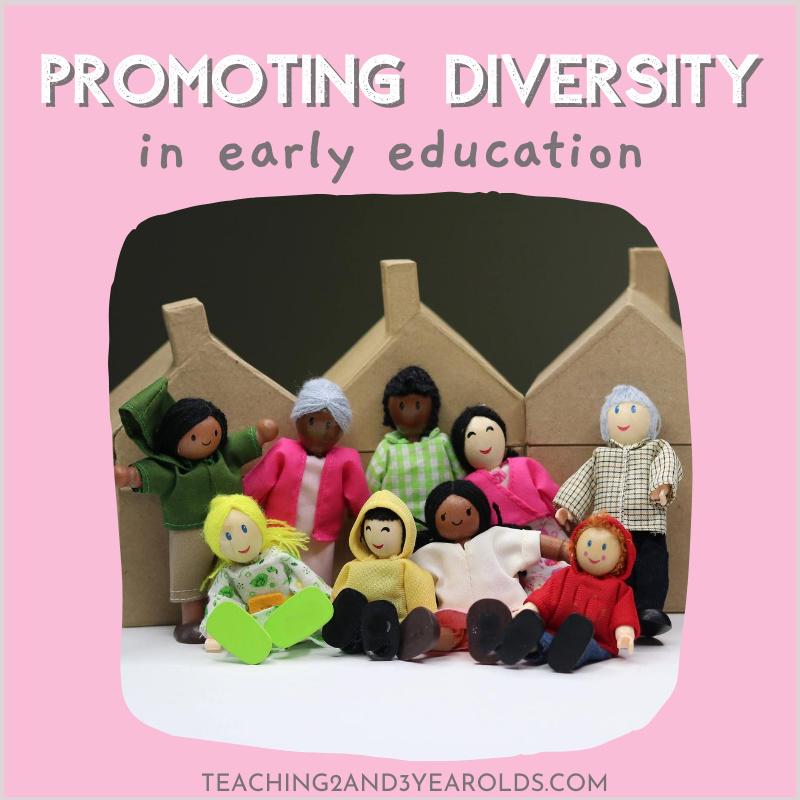 Promoting diversity in the preschool classroom