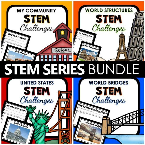 preschool STEM challenges lesson plans