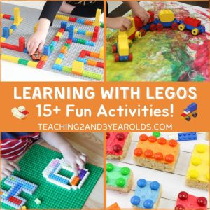 Learning with Legos