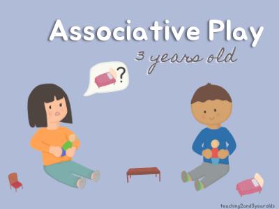 Associative Play Preschool Stages
