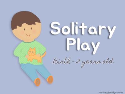 Solitary Play Preschool
