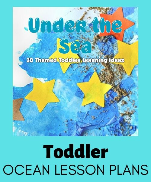 toddler ocean theme lesson plans