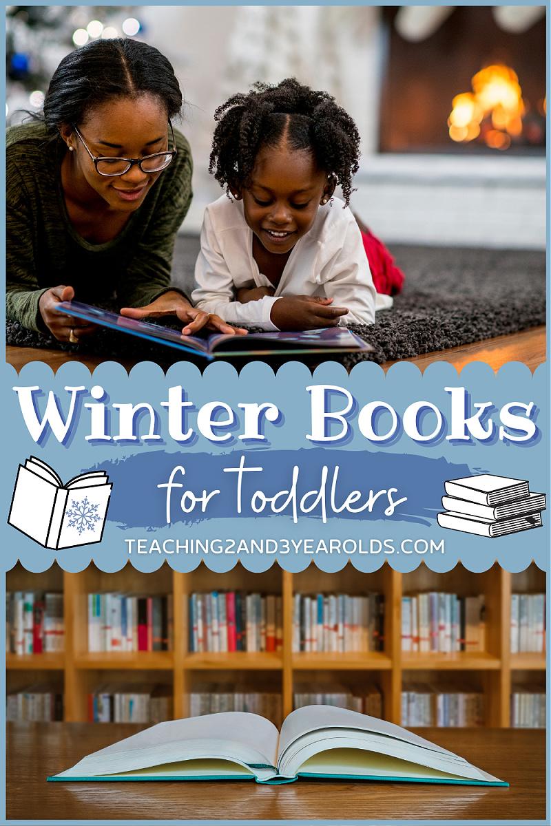 toddler winter books