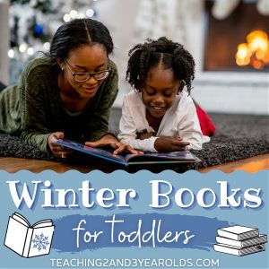 Toddler Winter Books for Circle Time