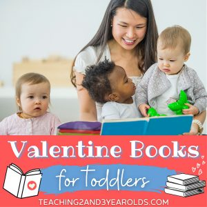 Favorite Toddler Valentine's Day Books