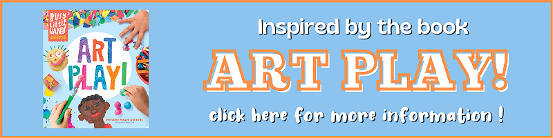 Art Play! Book for Kids