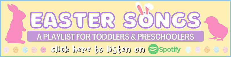 preschool Easter songs