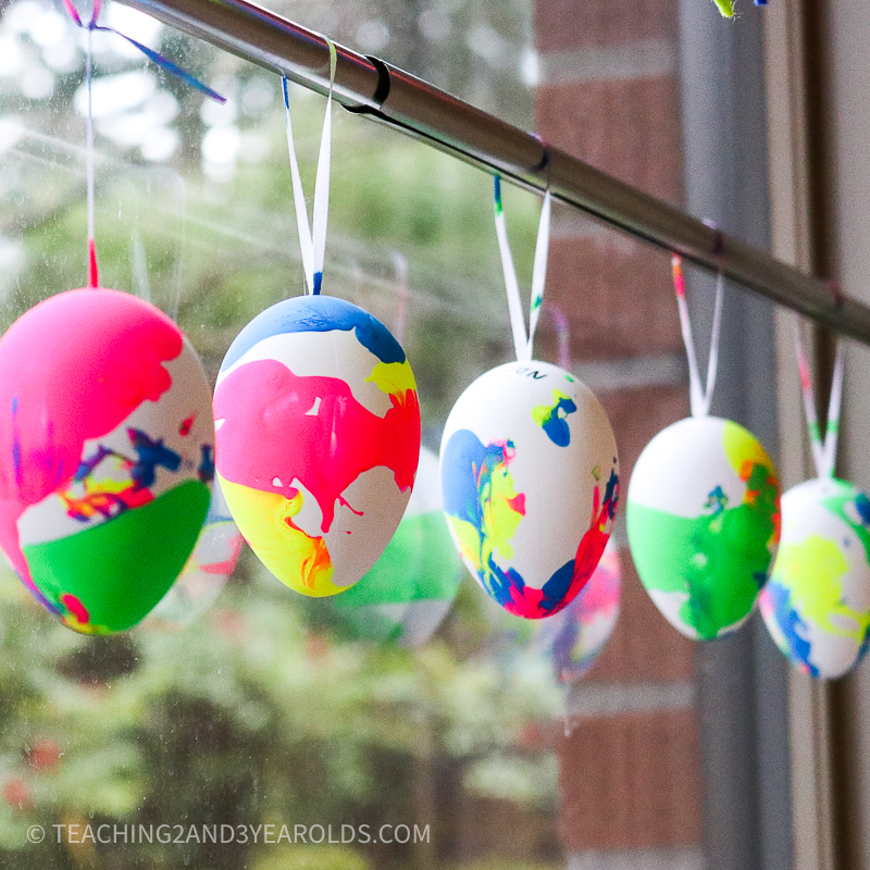 Toddler and Preschool Easter Theme Resources