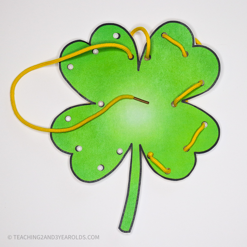 Preschool St. Patrick's Day Learning Activities
