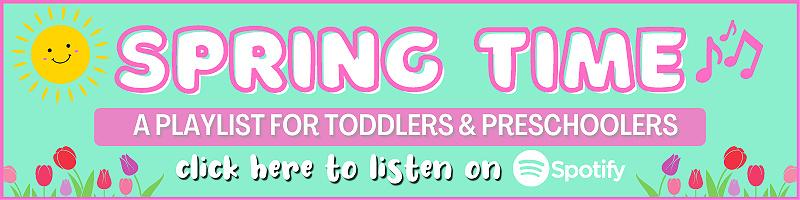 preschool spring songs