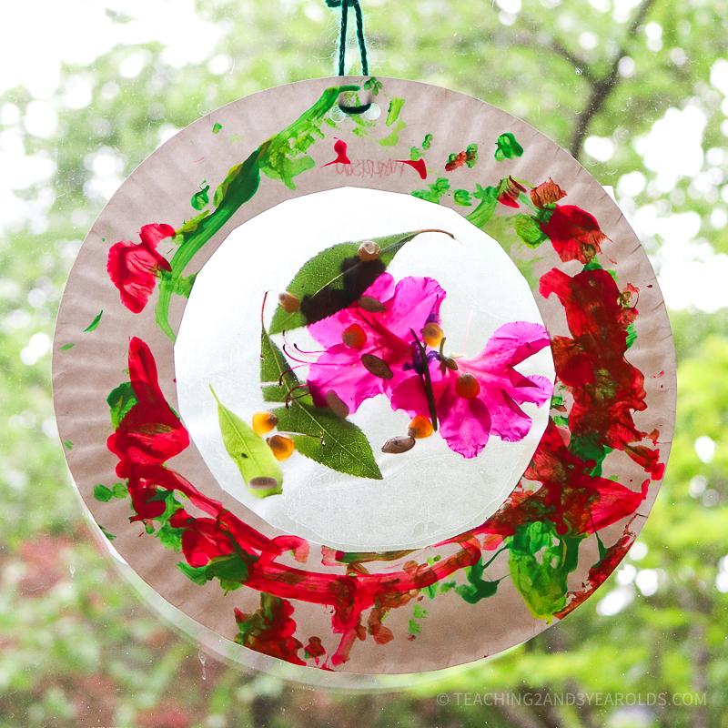 nature craft for preschoolers