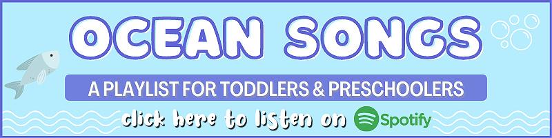 preschool ocean songs